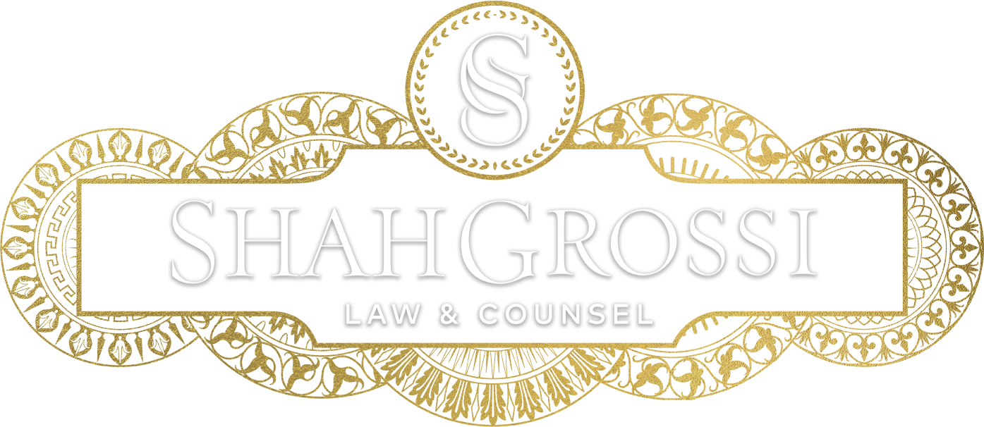 SHAH GROSSI Logo