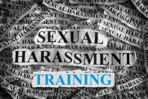 California law on sexual harassment training